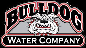 Bulldog Water Company Logo